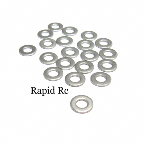 M3 Stainless Steel Flat Washer